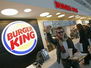 Burger King à Marseille