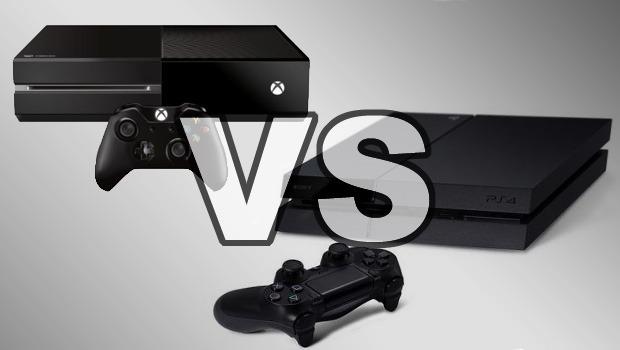 PS4 et Xbox One