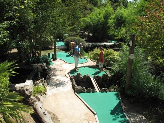 Mini-golf à proximité