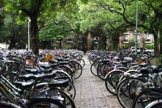vélo urbain pour se déplacer en ville