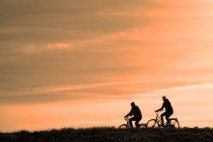 ballade en vélo fun