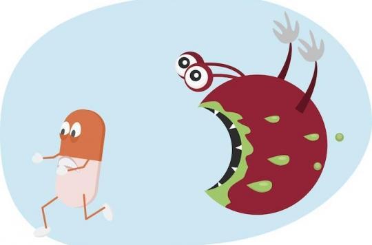 Microbe résistant