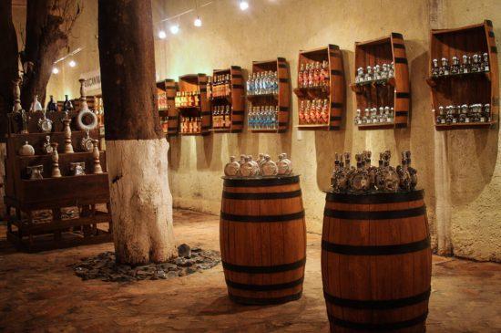 Musée du tequilla