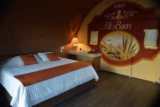 Une chambre de Matice Hotel