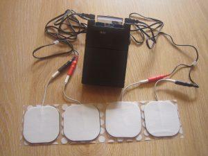 tonifier muscles avec électrostimulation