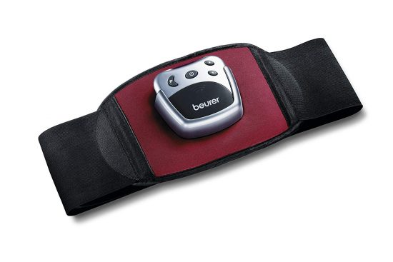 ceinture abdominale à électrostimulation