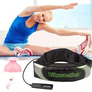port ceinture abdominale à électrostimulation pour sport abdominaux