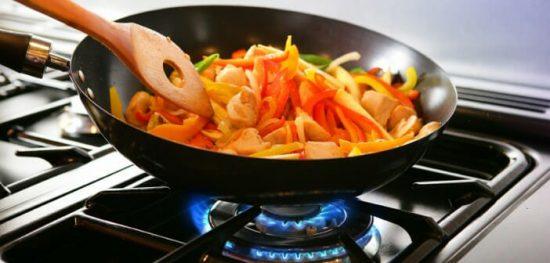 bonne cuisson des aliments