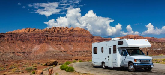 camping, préparation