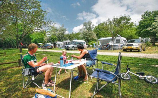 principes d'un camping réussi