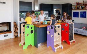 tour d'observation Montessori