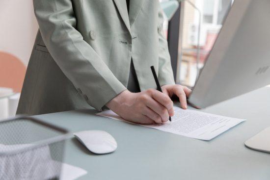 écrire lettre résiliation assurance